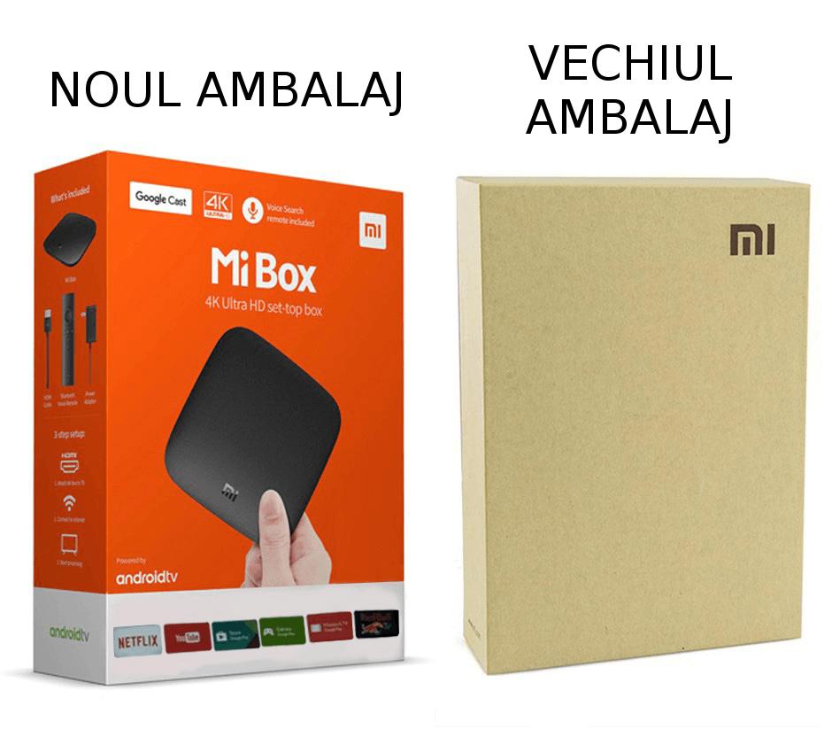 Ambalare MI TV Box 3