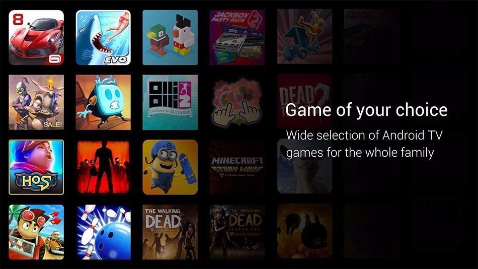 jocurile MI TV Box 3