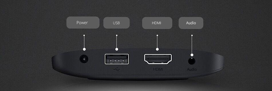 conexiuni MI TV Box 3