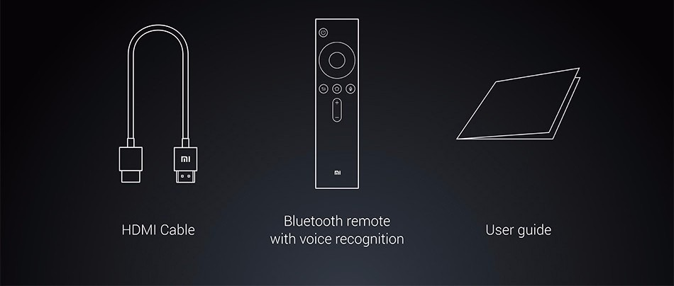 conexiunile MI TV Box 3