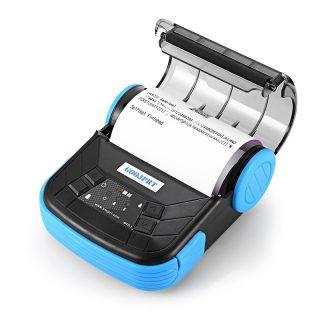 Imprimanta termica MTP-3 GOOJPRT stanga deschisa